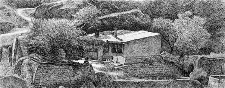 雁北农村风景(二)